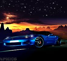 Vette by MGraphics