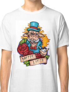 Dapper Ask Aak Classic T-Shirt