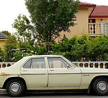 Suburban Auto Coburg  by Suzanne Phoenix