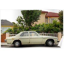 Suburban Auto Coburg  Poster