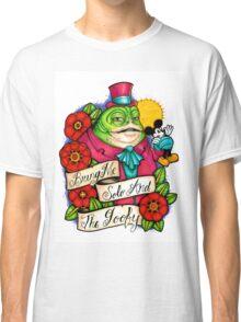 Gangster Jabba Classic T-Shirt