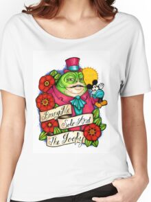 Gangster Jabba Women's Relaxed Fit T-Shirt