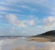 Sunny Beach by Lin Wymer