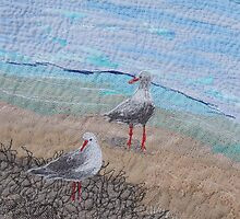 Seagull Duo by Bekahdu