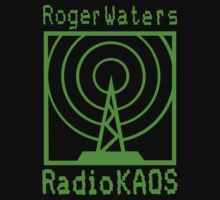 Roger Waters Radio Kaos by Thomas Cicily