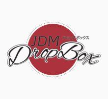 Jdm Dropbox - Red Dot Baby Tee