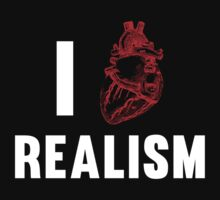 I Love Realism by BrightDesign