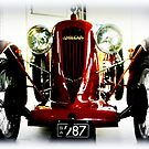 1926 CGSS Amilcar Sports Car by cjcphotography