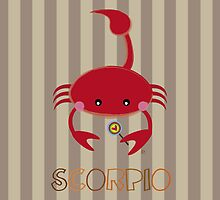 Scorpio by estherilustra