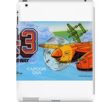 1943 Arcade iPad Case/Skin