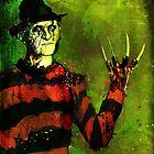 Freddie Krueger by Ian Jones