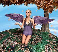 Autumn Angel by Vac1