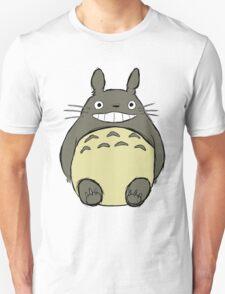 Totoro (unshaded) Unisex T-Shirt