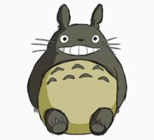 Totoro (shaded) by Otie