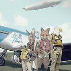 SKYFOX (The Starfox Prequel). by John Medbury (LAZY J Studios)