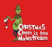 Hipster Grinch One Piece - Short Sleeve