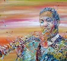 JOHN COLTRANE by lautir