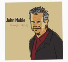 John Noble, A Terrific Celerbity by David Orr