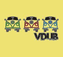 Urban VDUB 3 Tee by eyevoodoo