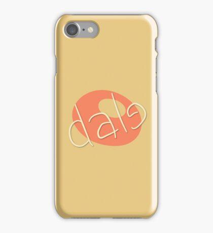 Dale Symbol & Signature iPhone Case/Skin