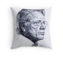The Old Man Throw Pillow