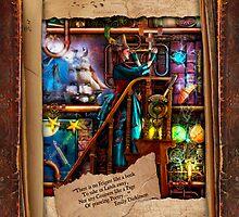 The Curious Library Calendar - August by Aimee Stewart