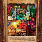 The Curious Library Calendar - November by Aimee Stewart