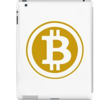 Bitcoin Symbol iPad Case/Skin