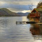 Ullswater Boathouse by VoluntaryRanger