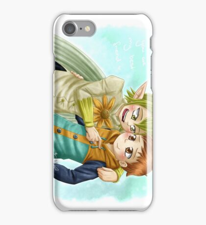 King & Helbram - Day 7 iPhone Case/Skin