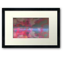 Abstract Digital Painting #37 Framed Print