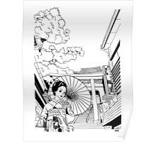 Enoshima - Kanagawa-ken Poster