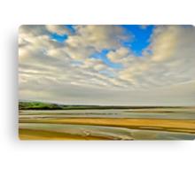 Sands at Portmeirion Canvas Print