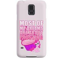 Creamy Frosting Samsung Galaxy Case/Skin