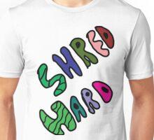 Shred hard Unisex T-Shirt
