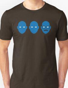 Blue Face Men T-Shirt