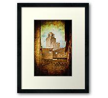 San Gimignano, Tuscany - Italy Framed Print