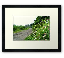 Closest to Nature Framed Print