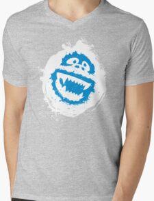 Abomina-bumble Mens V-Neck T-Shirt