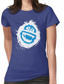 Abomina-bumble Womens Fitted T-Shirt