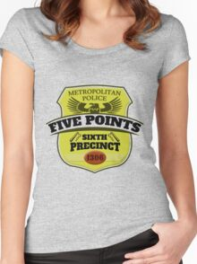 Five Points Women's Fitted Scoop T-Shirt