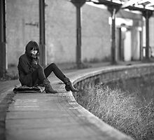 A long cold wait by Dave Hare