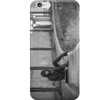 A long cold wait iPhone Case/Skin