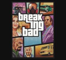 Breaking Bad GTA by NewTeez