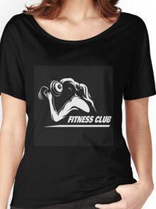 Fitness Emblem Women's Relaxed Fit T-Shirt