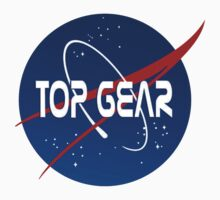 NASA TOP GEAR logo by Ritchie 1