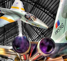The Cold War - Cosford - HDR by Colin  Williams Photography