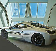 2012 Ferrari F458 'Challenge Car' by DaveKoontz