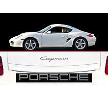 2013 Porsche Cayman Photographic Print