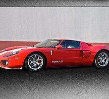 2011 Ford GT IV by DaveKoontz